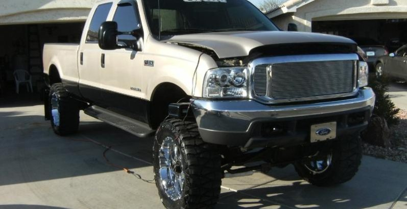 Dionte in Arizona City Just Got $5970 for a 1999 Ford F350 Lariat