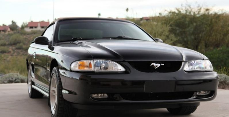 Trent in Eloy Just Got $5340 for a 1998 Ford Mustang GT