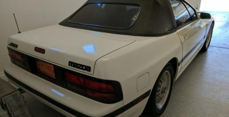 Daphne in Cave Creek Just Got $3240 for a 1988 MAZDA RX-7