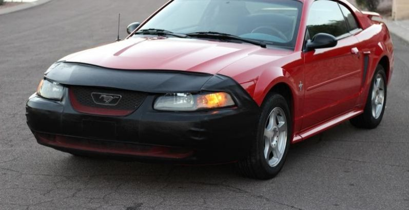 Corwin in Buckeye Just Got $2100 for a 2003 Ford Mustang
