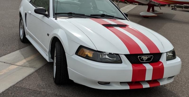 Essence in Kearny Just Got $5100 for a 2000 Ford Mustang GT