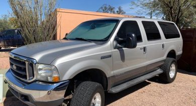 Jesse in Carefree Just Got $4800 for a 2003 Ford Excursion XLT