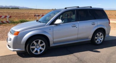 Campbell in Gilbert Just Got $3180 for a 2004 Saturn Vue