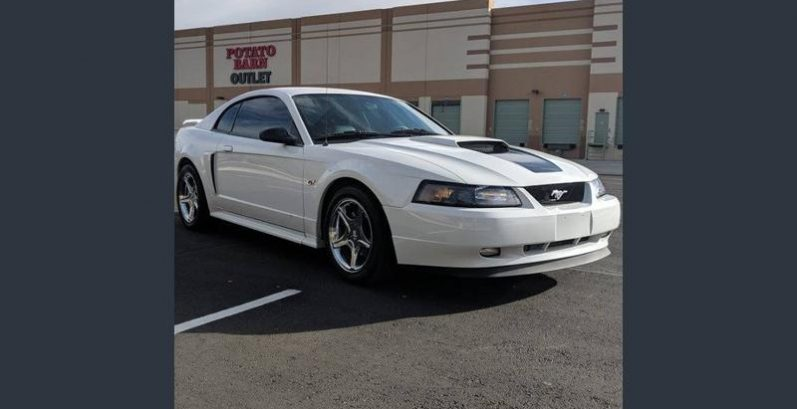 Jessica in Surprise Just Got $4500 for a 2001 Ford Mustang GT