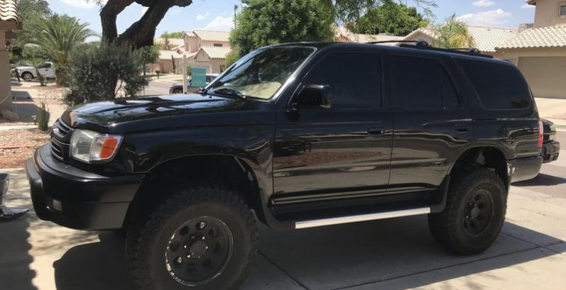 Mira in Anthem Just Got $3720 for a 2002 Toyota 4Runner 2WD