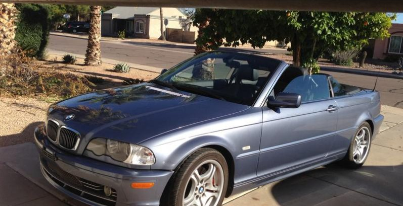 Kailyn in Scottsdale Just Got $3120 for a 2001 BMW 330Ci Convertible