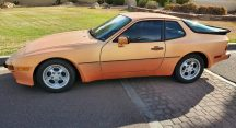 Halle in Apache Junction Just Got $4765 for a 1986 Porsche 944 Coupe