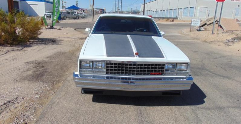 Jaylah in Paradise Valley Just Got $5700 for a 1983 Chevrolet El Camino