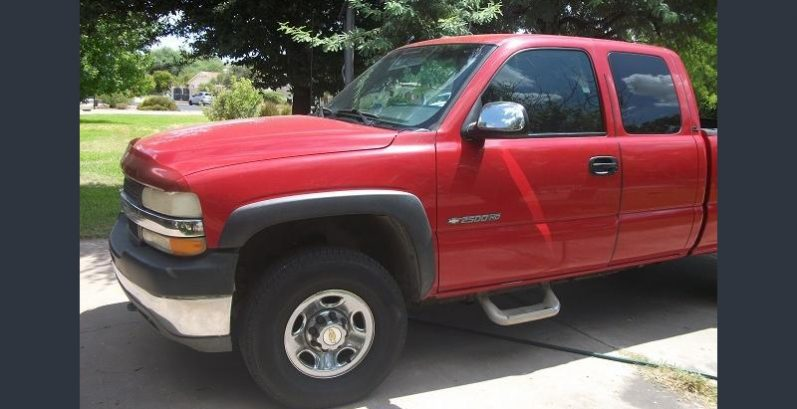 Tracy in Anthem Just Got $3000 for a 2002 Chevrolet Silverado 2500