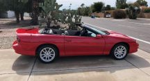 Jade in Fountain Hills Just Got $5700 for a 2001 Chevrolet Camaro Z28