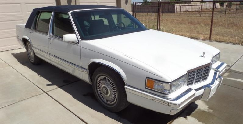 Antony in Anthem Just Got $3060 for a 1991 Cadillac De Ville