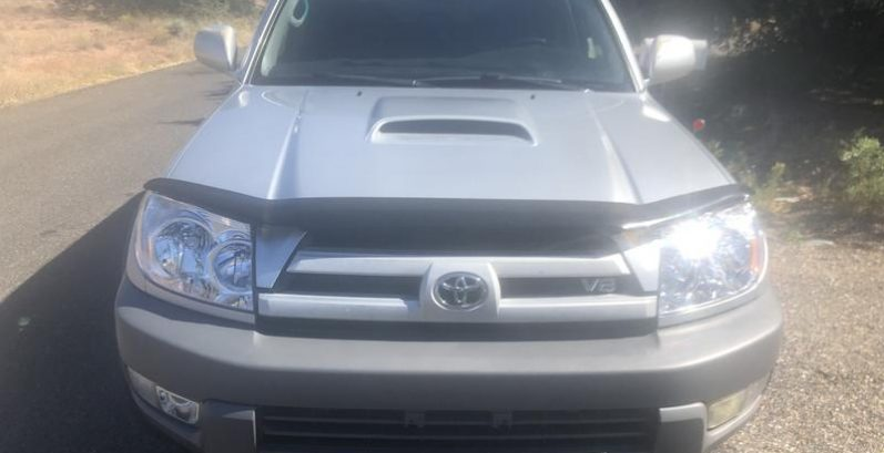 Janessa in San Tan Valley Just Got $4195 for a 2003 Toyota 4Runner 4WD