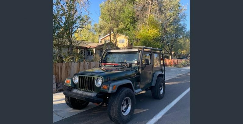 Mitchel in Maricopa Just Got $4500 for a 1997 Jeep Wrangler 4WD