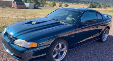 Denis in Goodyear Just Got $3600 for a 1994 Ford Mustang GT