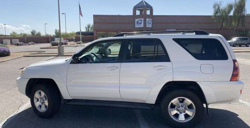 Deandre in Youngtown Just Got $4500 for a 2005 Toyota 4Runner 2WD