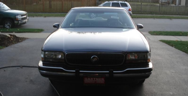 Dane in Gold Canyon Just Got $1320 for a 1995 Buick Le Sabre