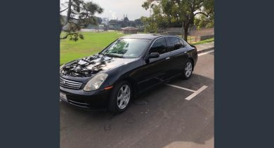 Amiyah in Youngtown Just Got $2395 for a 2004 INFINITI G35 Sedan