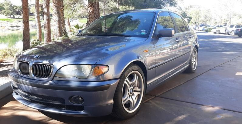 Manuel in Sun City West Just Got $1795 for a 2004 BMW 330i Sedan