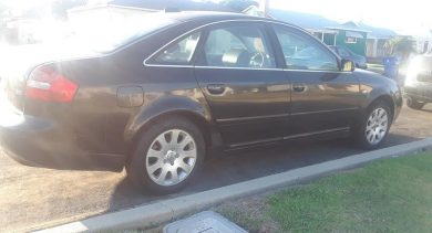 Veronica in Superior Just Got $1200 for a 2004 Audi A6