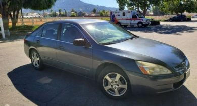 Litzy in Surprise Just Got $1200 for a 2005 Honda Accord Hybrid