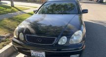 Jamar in Guadalupe Just Got $1350 for a 2000 Lexus GS 300