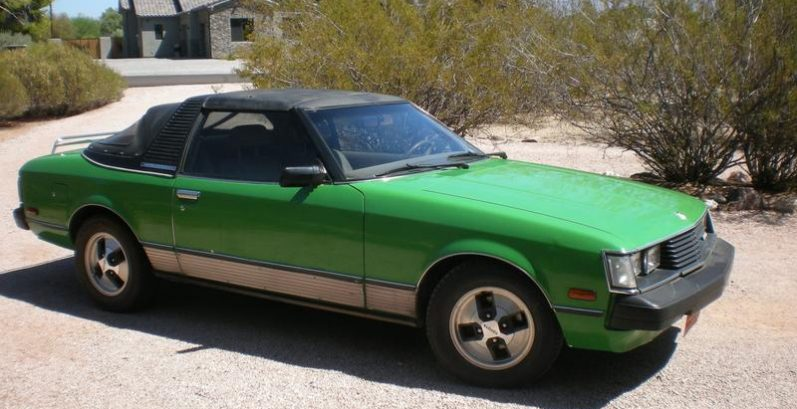 Tanner in Glendale Just Got $1500 for a 1981 Toyota Celica GT