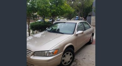 Luna in Buckeye Just Got $1680 for a 1997 Toyota Camry LE