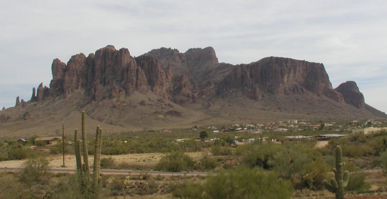 Apache Junction, AZ