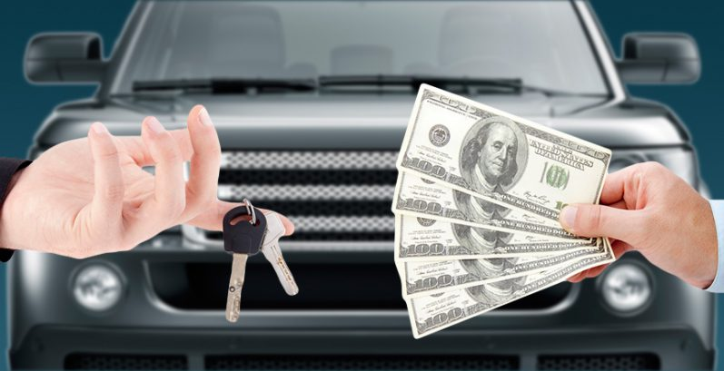 How to get cash for your car.